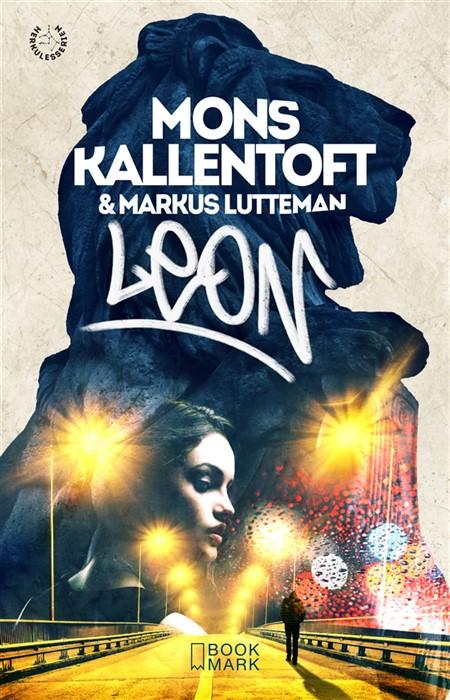 Leon-Bookmark-Kallentoft-Lutteman-Herkulesserien